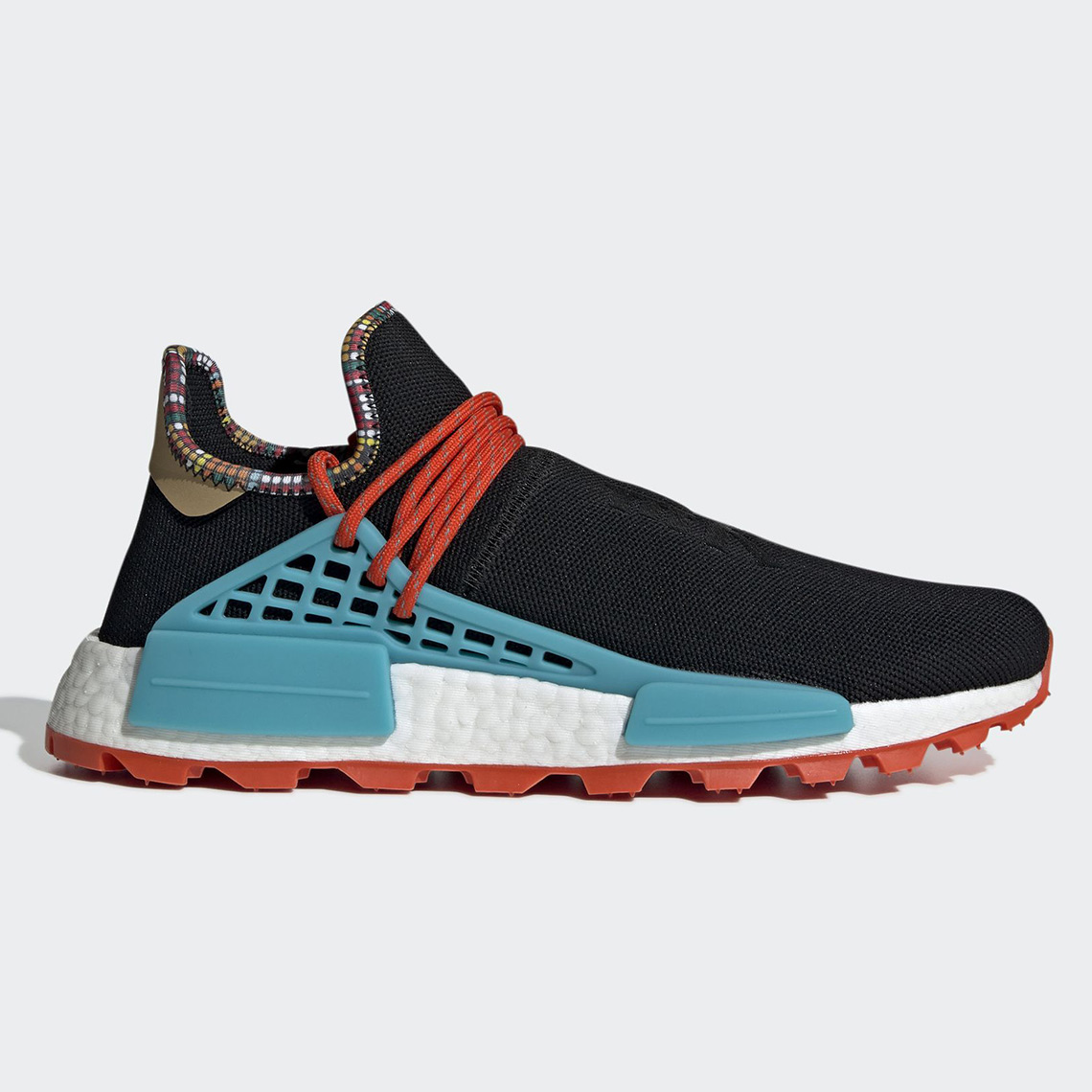 Pharrell X adidas Originals NMD Hu Trail Collabs Set to