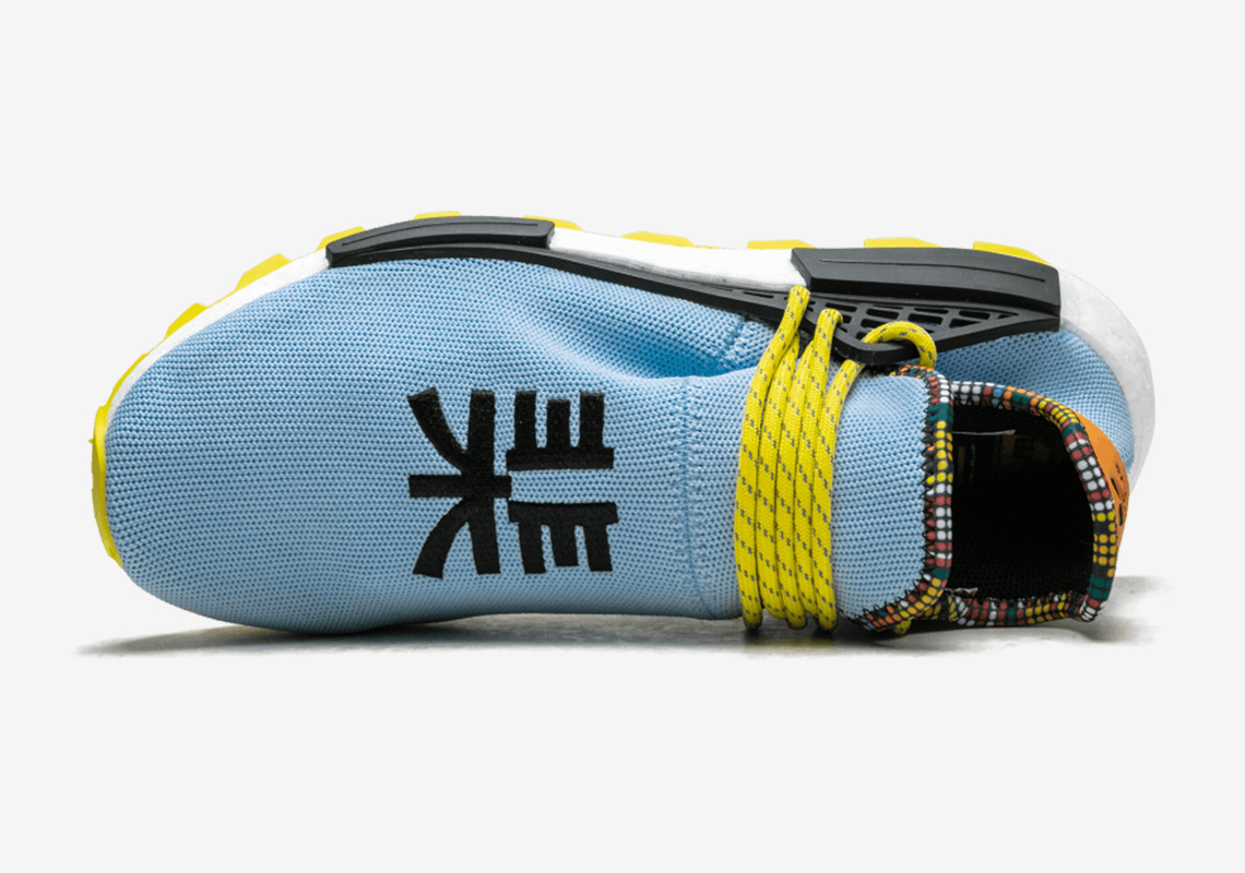 Pharrell adidas NMD Hu Inspiration Pack Photos + Release