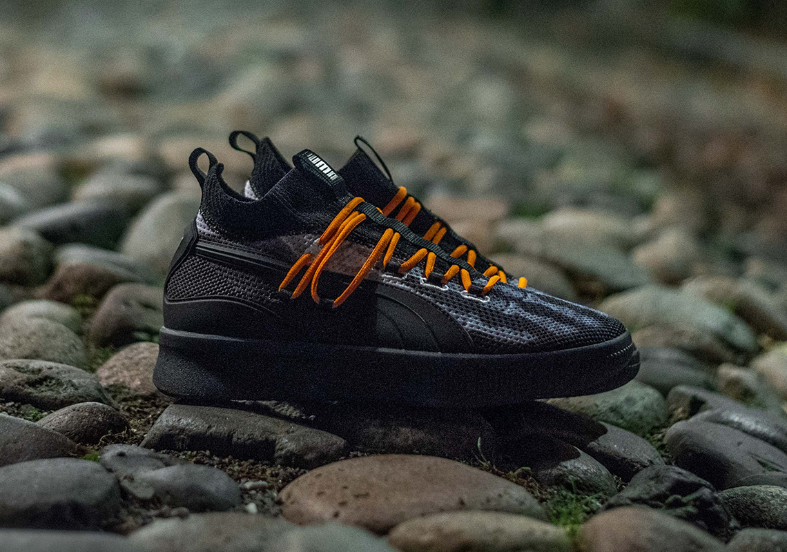 purchase cheap 2b325 d6995 Puma Clyde Court Disrupt Halloween Release Date ...