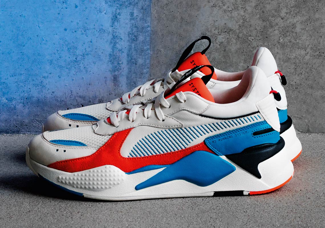 Puma RS X Reinvention Release Date + Photos |