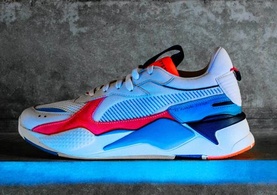 Puma Introduces The RS-X Reinvention, Launching November 1st