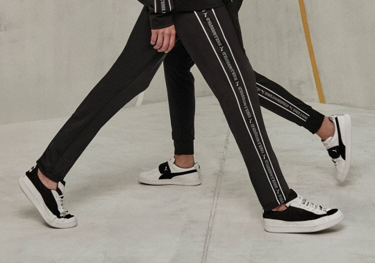 Where To Buy Karl Lagerfeld x Puma Suede Collection