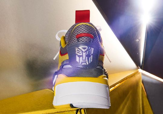 Puma Joins Forces With The Transformers For A Nostalgia-Filled Collaboration