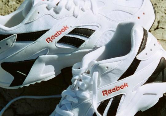 """The Reebok Aztrek Returns In """"Excellent Red"""""""