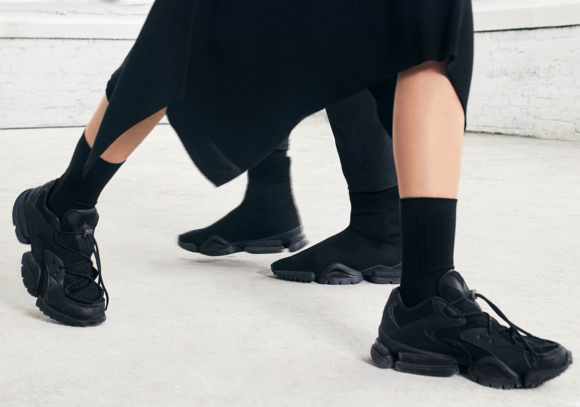 e218a491b50 Reebok Sock Run.r + Run.r 96 Black Buy Now