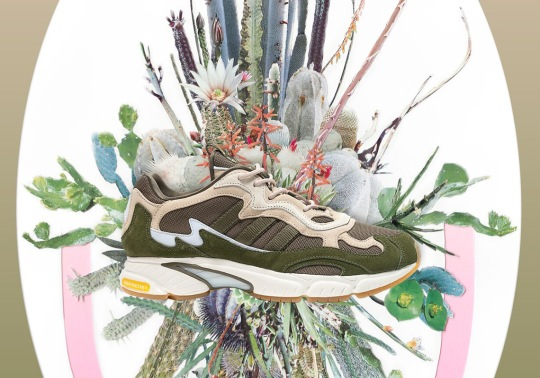 Saint Alfred Dresses Up The 90s-Inspired adidas Temper Run For Fall