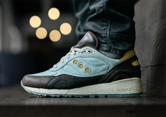 Saucony Releases An Oktoberfest Inspired Shadow 6000