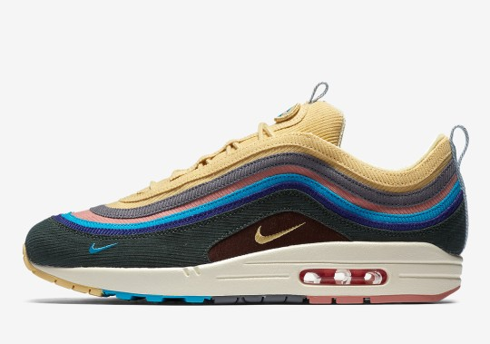 END To Restock the Sean Wotherspoon x Nike Air Max 1/97 To Celebrate New London Store