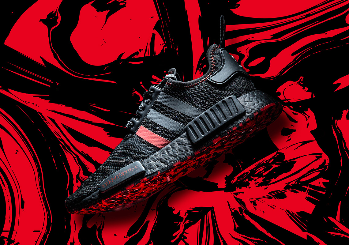 ca5831957 Shoe Palace adidas NMD R1 Release Info