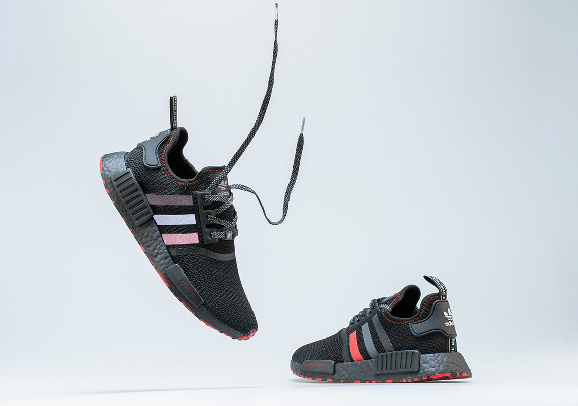 Shoe Palace adidas NMD R1 Release Info |