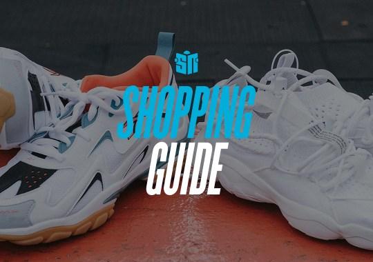 The Definitive Fall Sneaker Fashion Shopping Guide