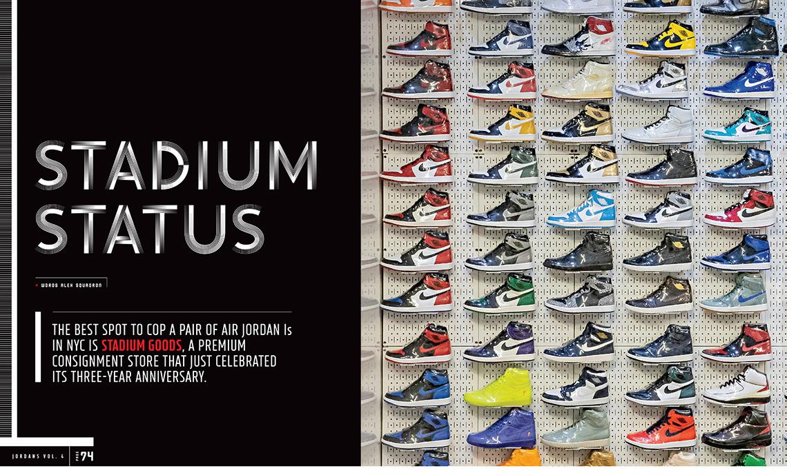 36761f2bab6ddb SLAM Magazine Air Jordan 1 Issue