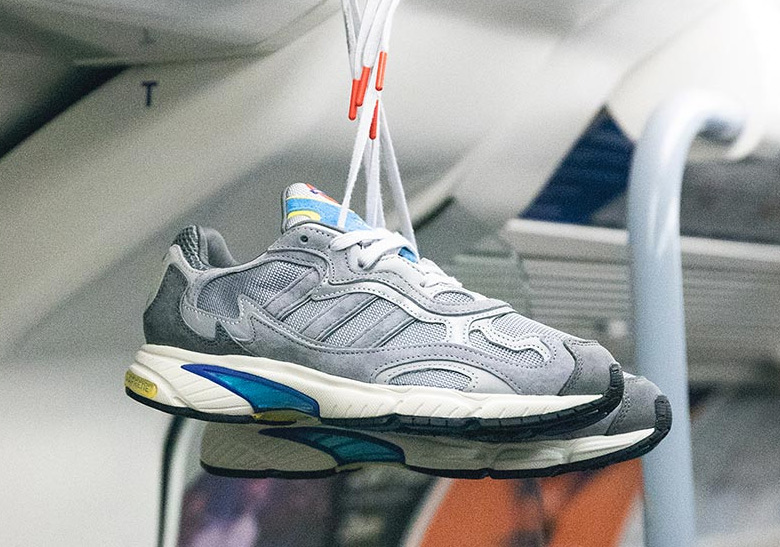 059d27dfa This adidas Temper Run Collaboration Is Inspired By London s Public  Transportation System