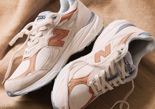 Todd Snyder Adds Their Refined Touch To A Sixth New Balance Collaboration