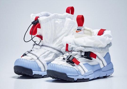 Tom Sachs And Nike Reveal The Mars Yard Overshoe