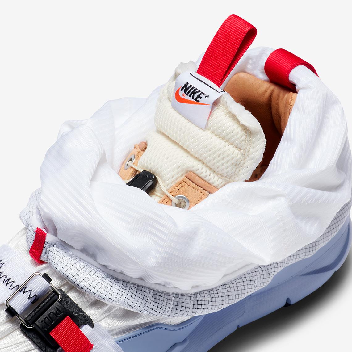 on sale 341e2 d645a Tom Sachs Nike Mars Yard Overshoe AH7767-101 Release   SneakerNews.com