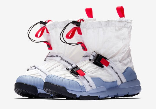 Should We Expect The Tom Sachs Nike Mars Yard Overshoe To Release Soon?