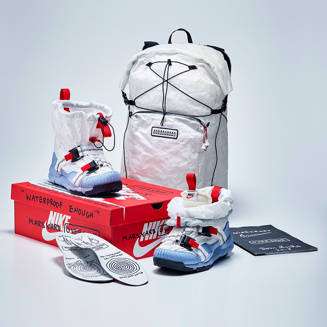 Tom Sachs Nike Mars Yard Overshoe