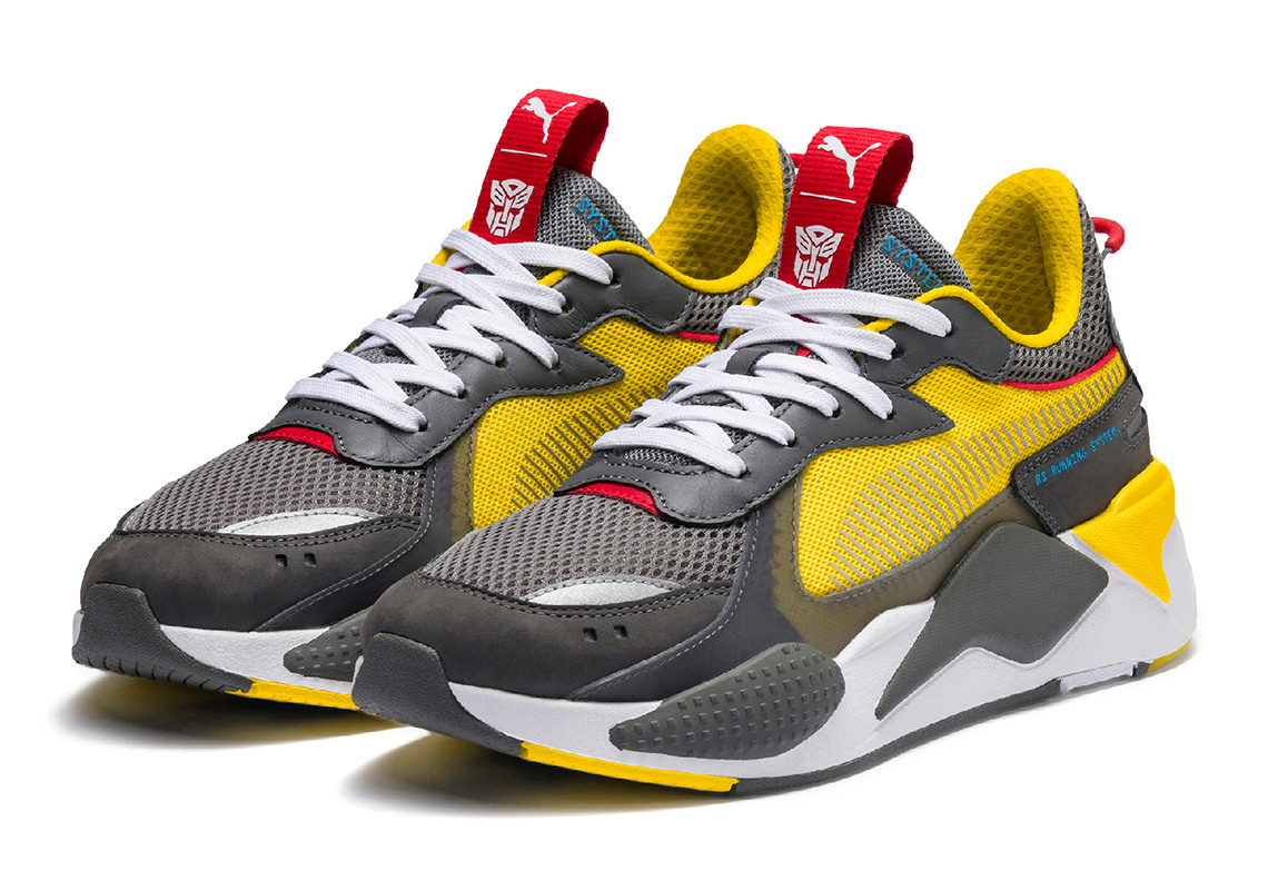 huge inventory a66a6 2c2bd Transformers Puma RS-X Release Info   SneakerNews.com