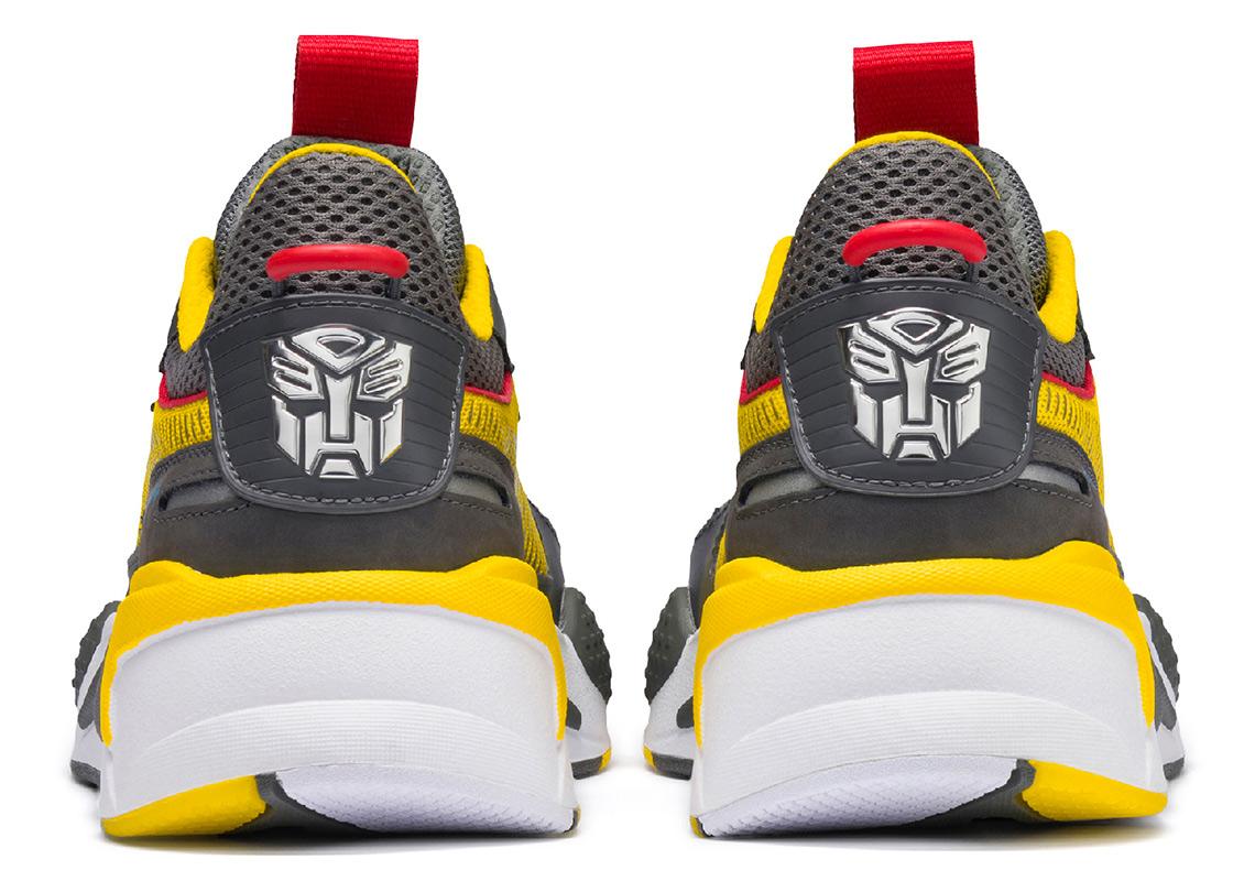 Transformers Puma RS-X Release Info