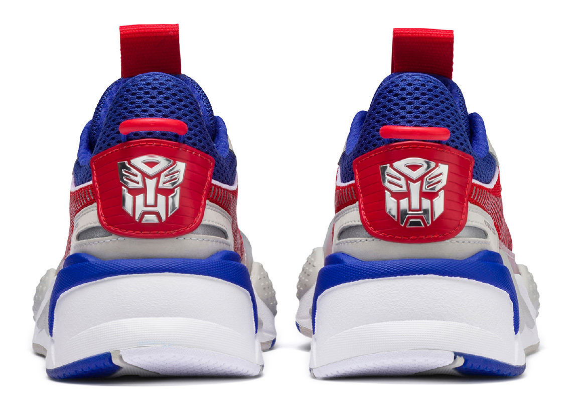 Transformers Puma RS X Release Info |