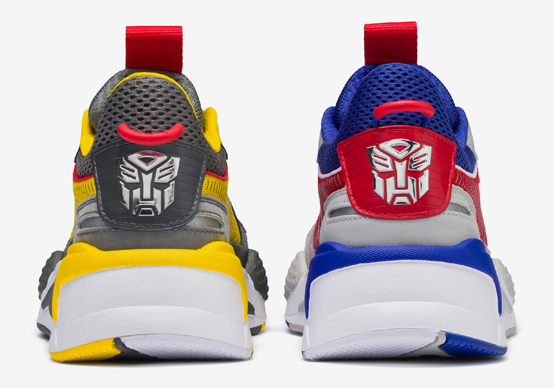 buy popular fb724 3b3e8 Transformers And Puma Reveal Full Collaboration With New RS-X Model