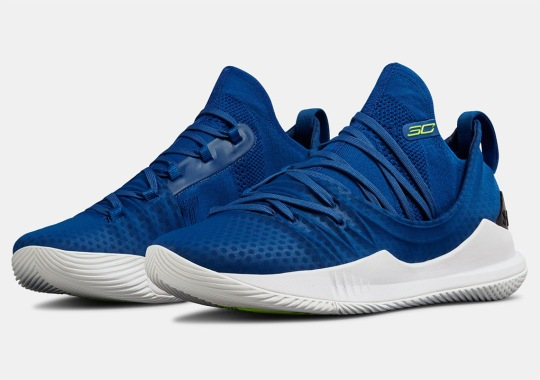 """Where To Buy UA Curry 5 """"The Town"""""""