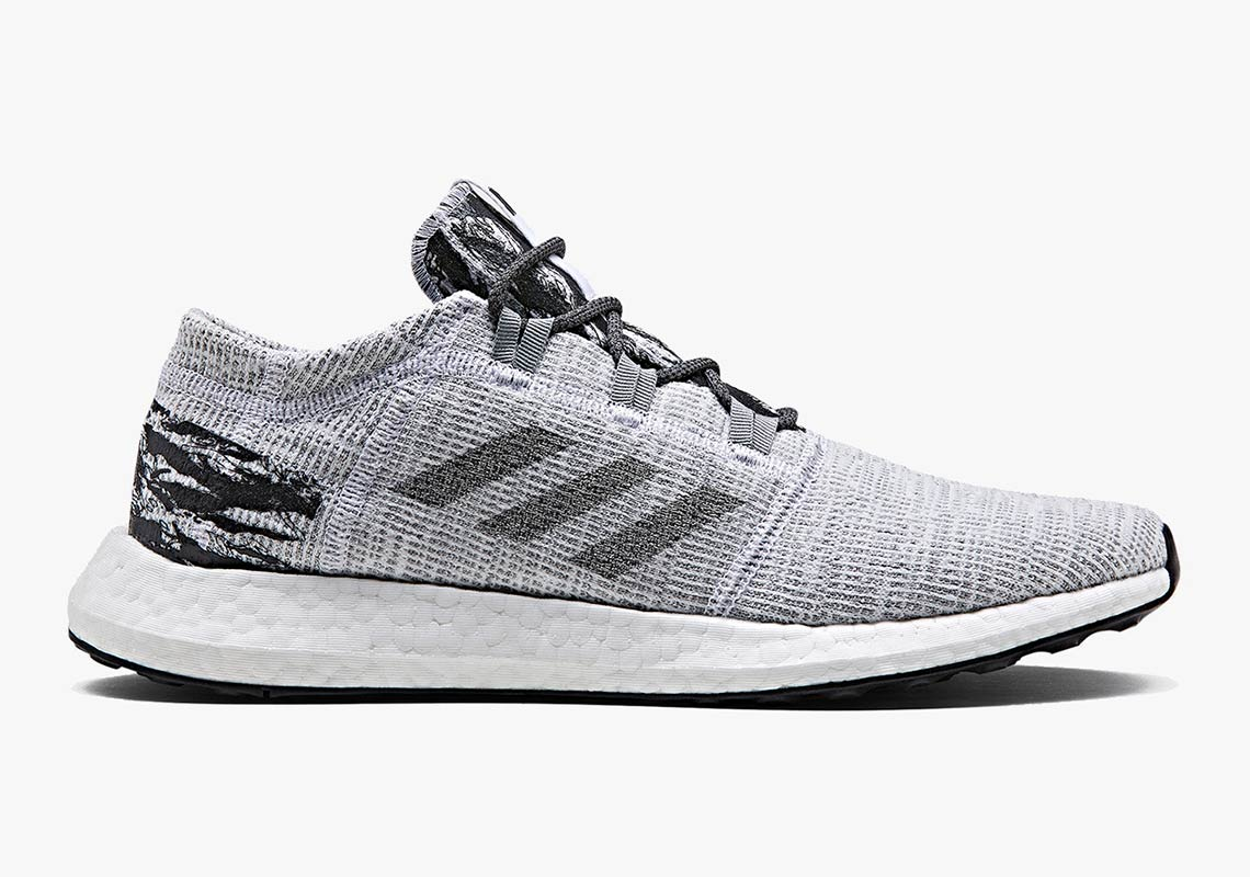 f33d66aab176d Advertisement. Undefeated x adidas Pure Boost LTD Release Date  November 9