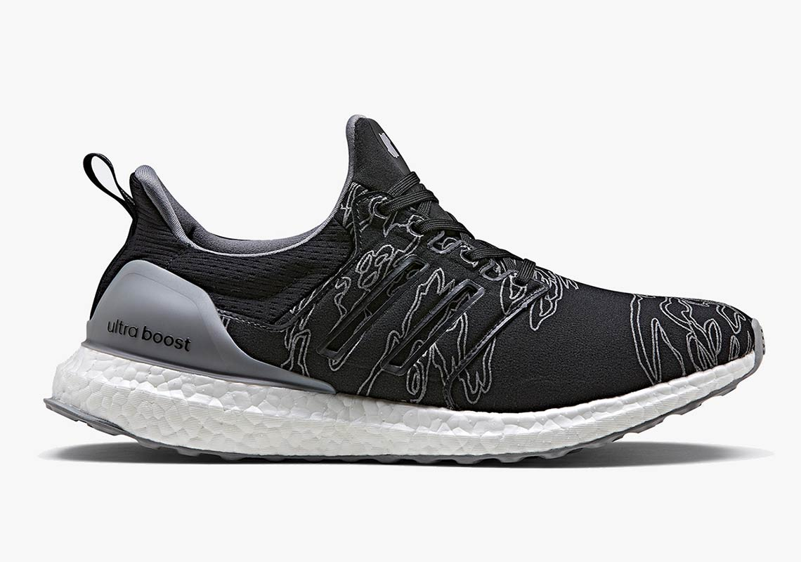 322a43fd1 Undefeated x adidas Ultra Boost Release Date  November 9