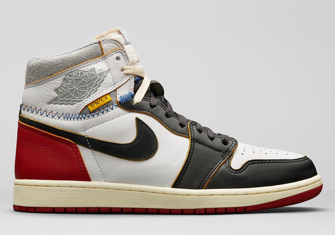 buy popular 9810f df58b Union Air Jordan 1 Release Date + Photos | SneakerNews.com