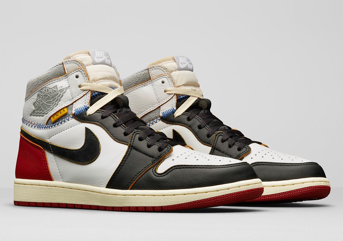 00f6238238f Union Air Jordan 1 Release Date + Photos | SneakerNews.com