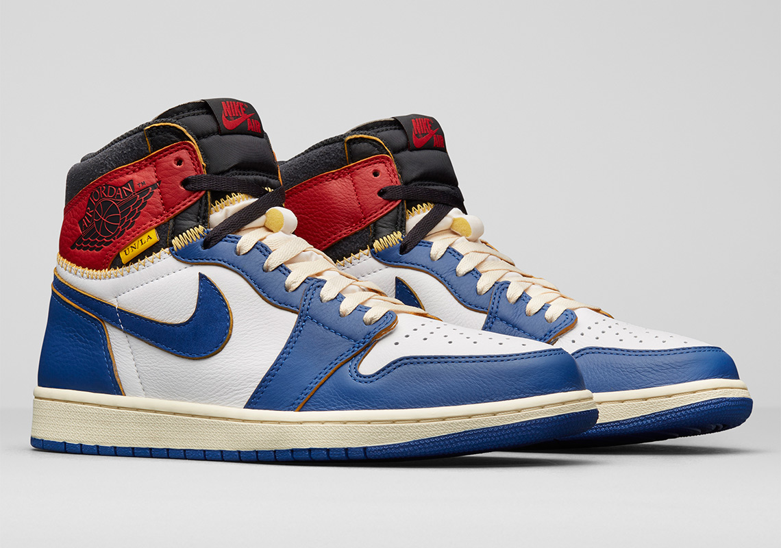 purchase cheap 51d2c 291c9 UNION x Air Jordan 1 Releases On November 17th