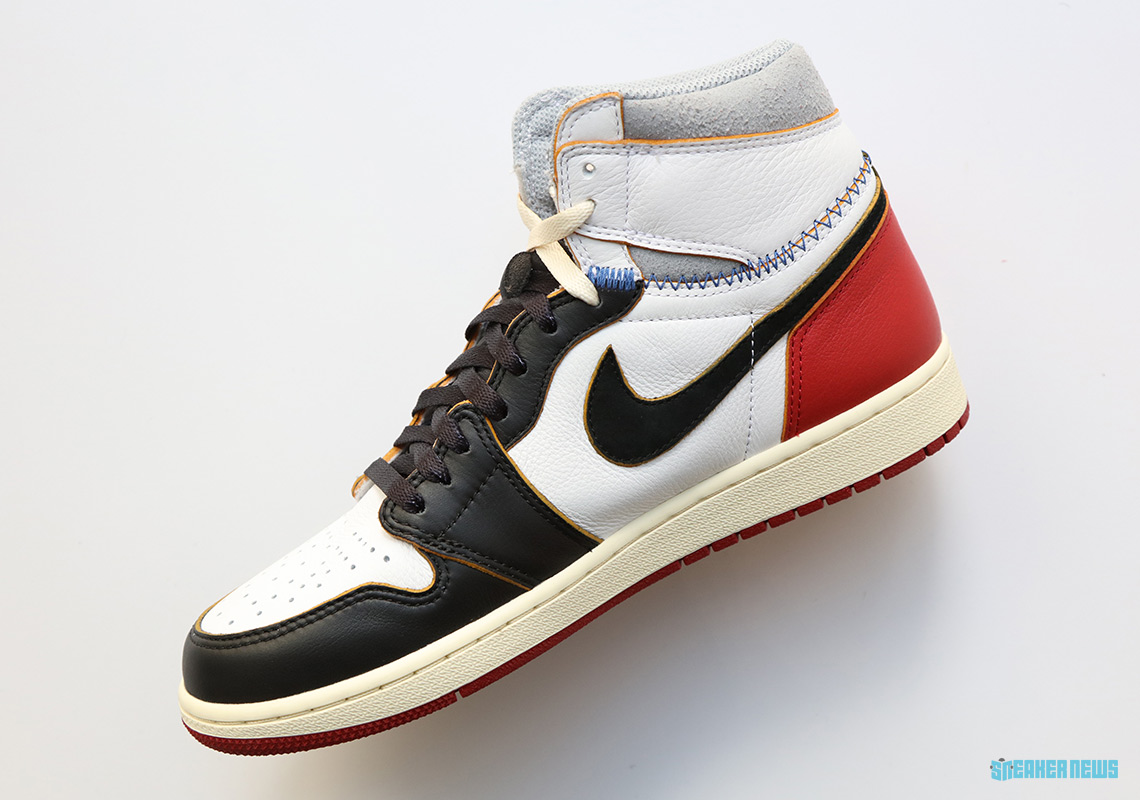 51a1ebcaffd918 How To Buy UNION Air Jordan 1