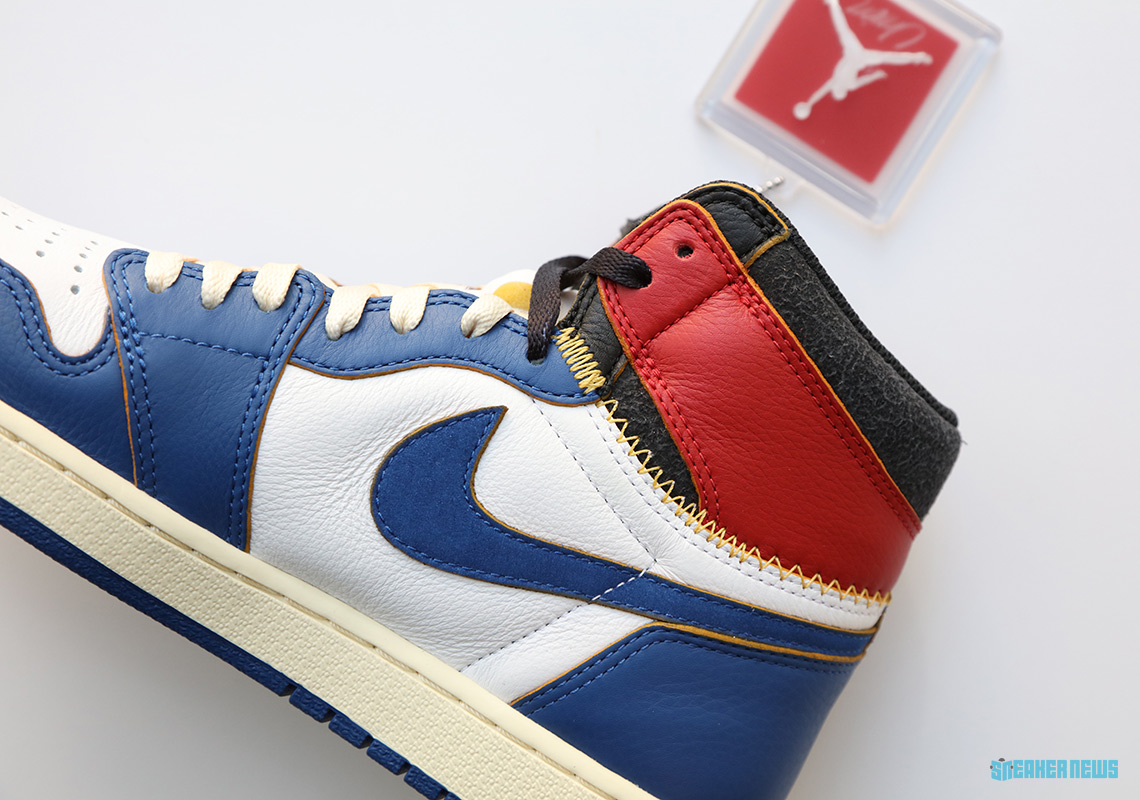 a46f5a3f42a1 How To Buy UNION Air Jordan 1