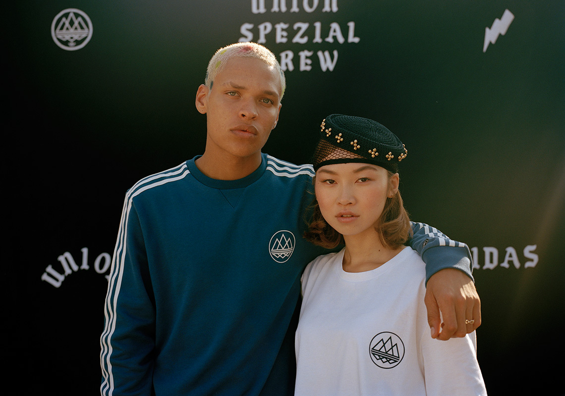 Union adidas Spezial Collection Release