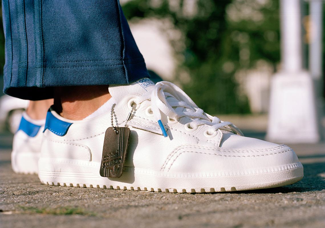 SALE RARE Authentic Vintage Mens Adidas London Shoe Suede