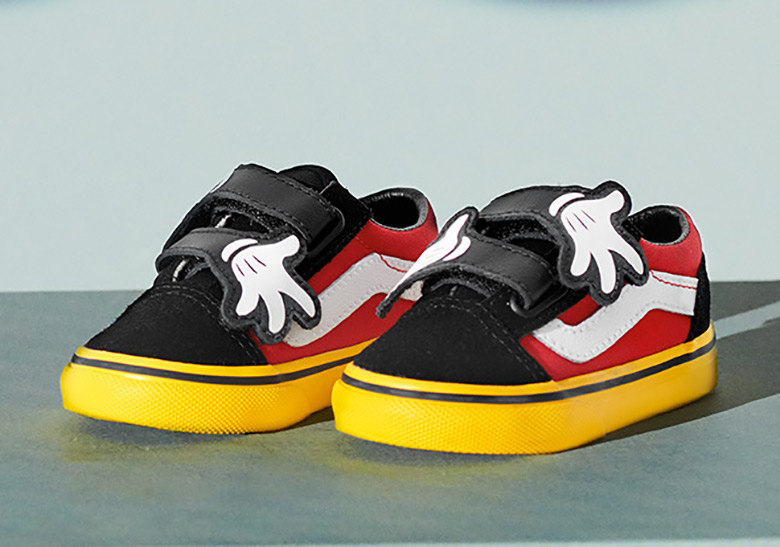 Vans Mickey Mouse 90th Anniversary