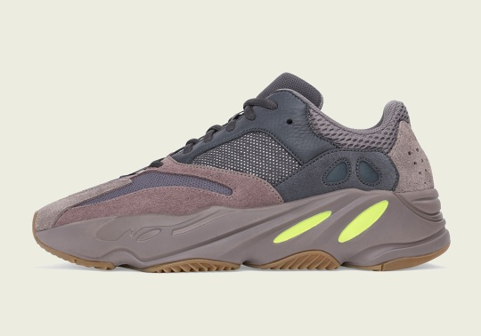 "Where To Buy The adidas Yeezy Boost 700 ""Mauve"""