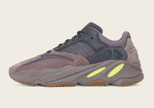 "Release Reminder: adidas Yeezy Boost 700 ""Mauve"""
