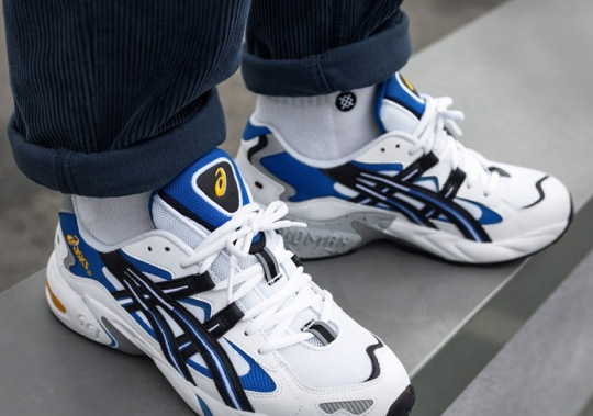 The Asics Gel Kayano 5 OG Finally Has A Release Date