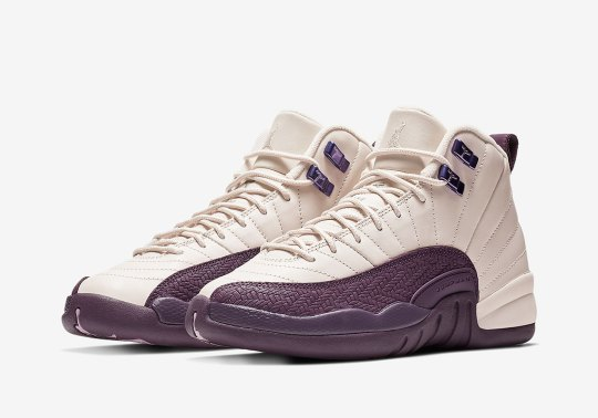 "Where To Buy The Air Jordan 12 ""Pro Purple"""