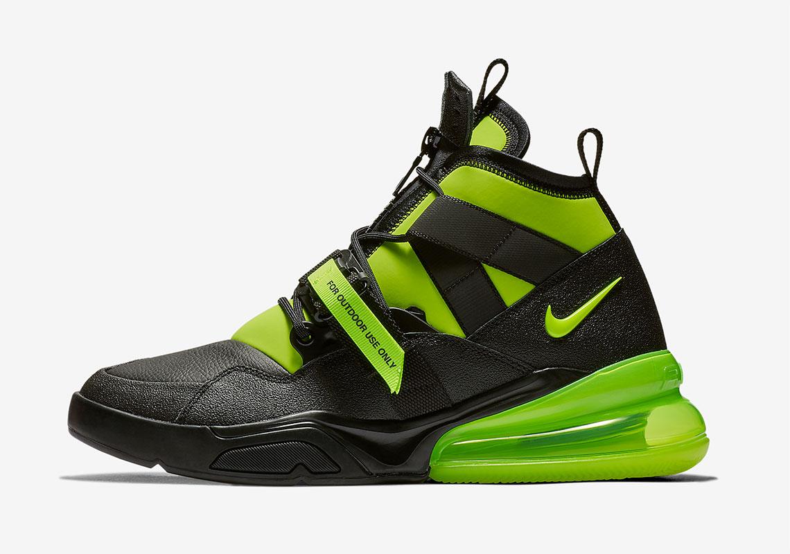 Nike Air Force 270 Utility AQ0572001 Release Date