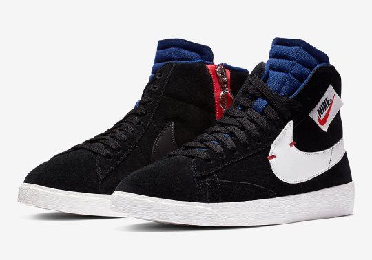 The Nike Blazer Mid Rebel Arrives In A Sporty New Colorway