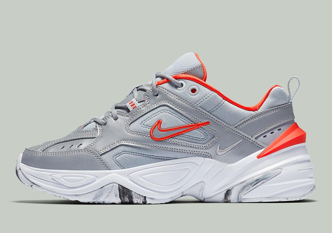 f56b84e11e6 Nike M2K Tekno  110. Color  Metallic Silver Metallic Silver White Style  Code  BQ3378-001