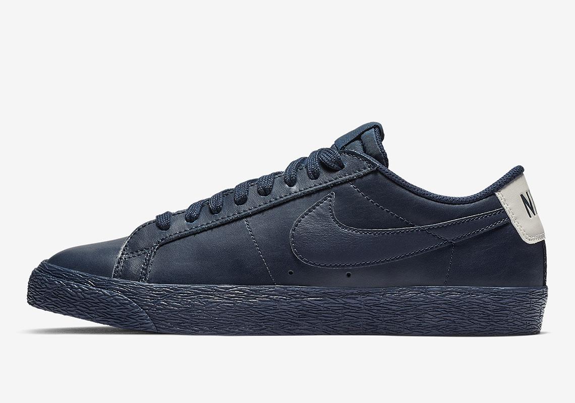 Nike Blazer Low Obsidian 864347-403