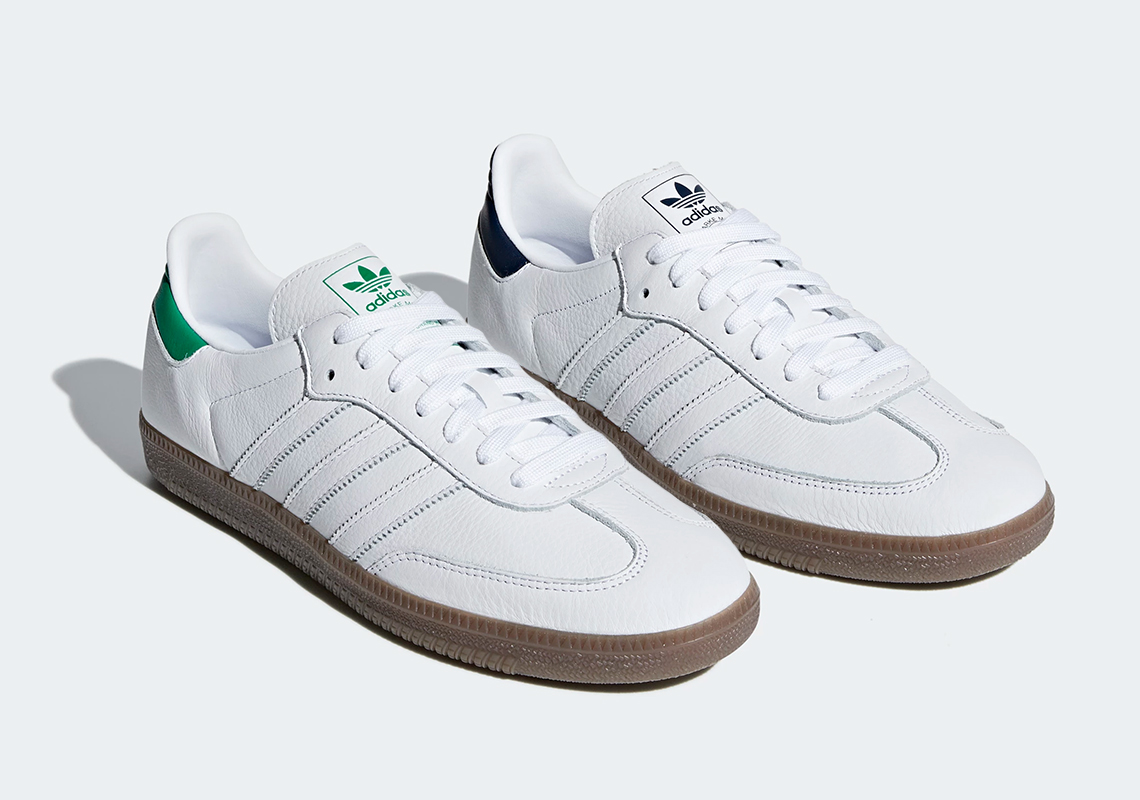 size 40 fec62 c93dd adidas Releases The Samba In OG Colorways
