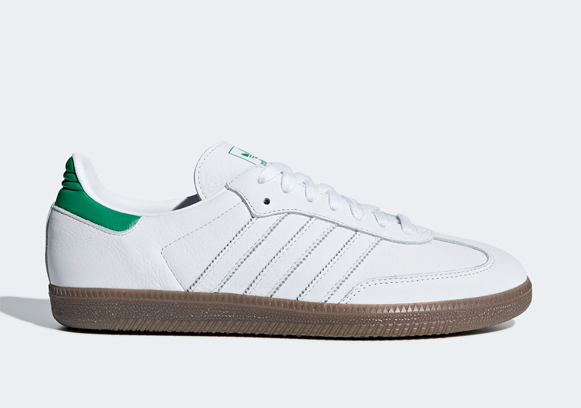 adidas Releases The Samba In OG Colorways
