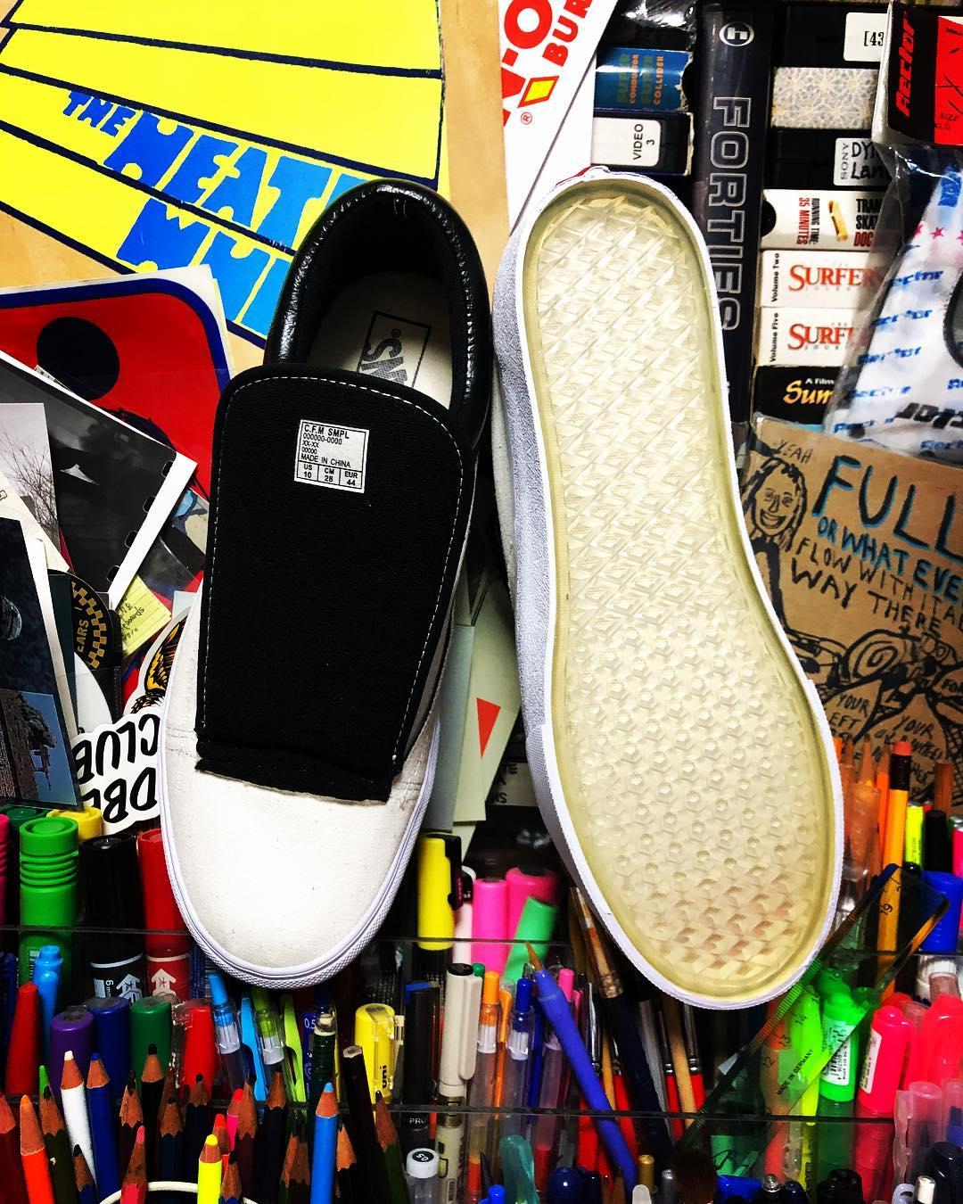 SSZ Vans Double Tongue Old Skool Shoes 2018   SneakerNews.com