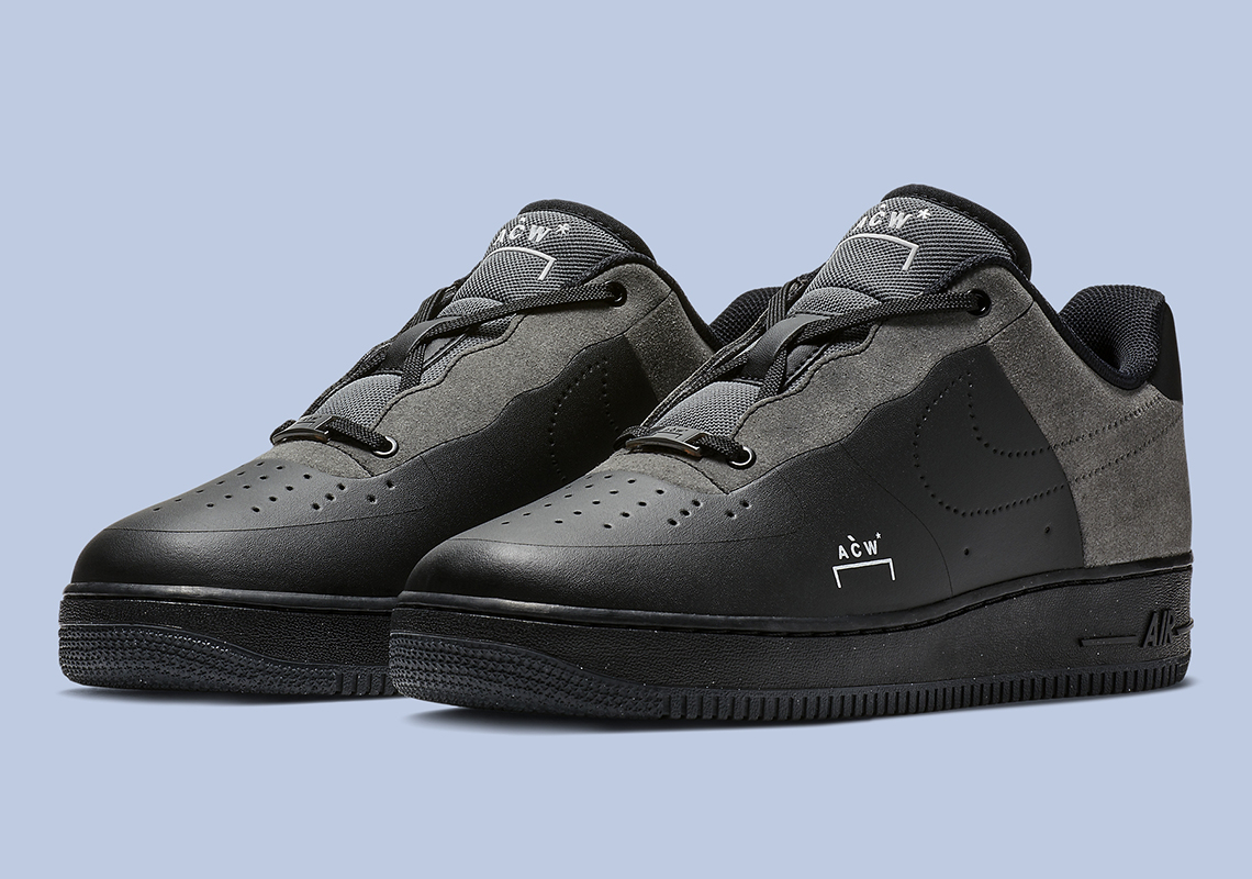 6f21d296d06 A-COLD-WALL Nike Air Force 1 BQ6924 001 Official Images ...