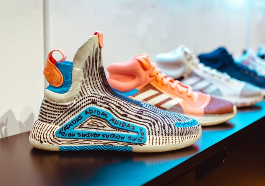 timeless design 876a8 b4af5 adidas Unveils The N3XT L3V3L, Marquee Boost, and Pro Vision At The  Brooklyn Creator